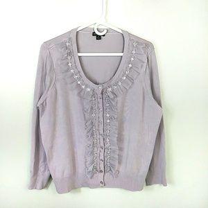 🌸3/$10 Pamela Dennis Cardigan Sweater
